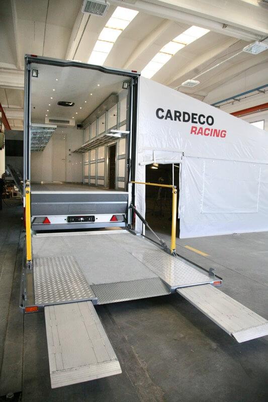 Cardeco - Paddock Distribution
