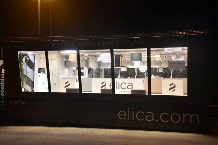 Elica - Paddock Distribution