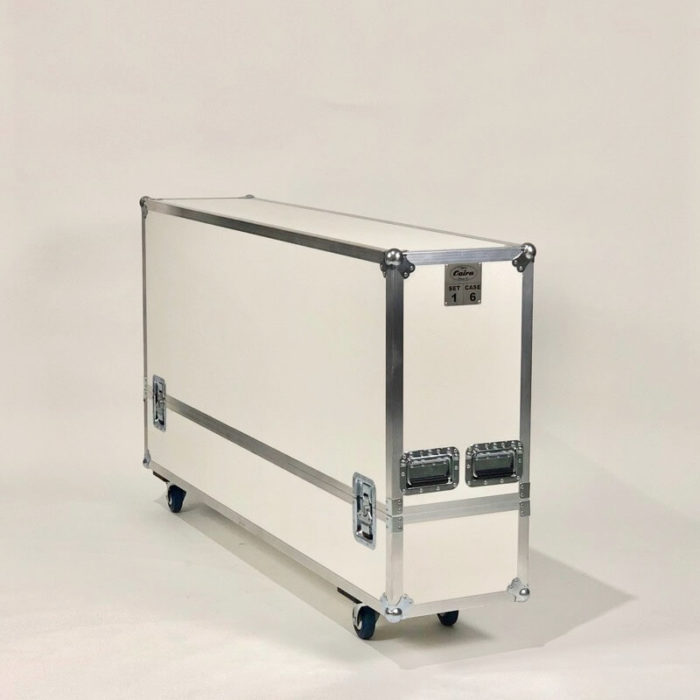 Stand - Flight case - Paddock Distribution
