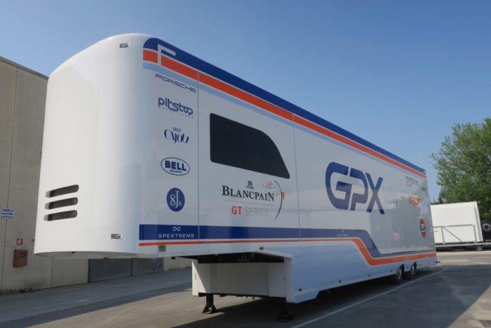 GP Extreme - Paddock Distribution