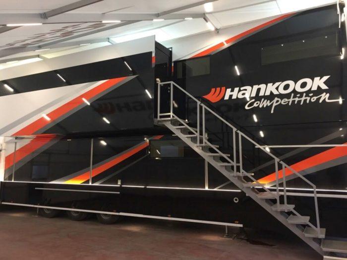 Hankook - Paddock Distribution