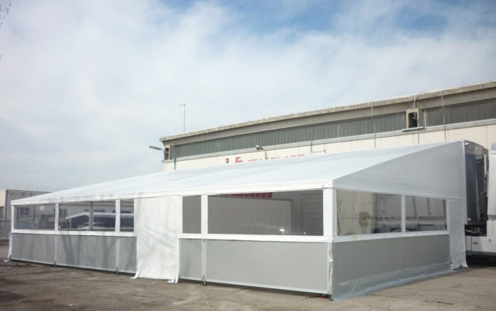 Stand - Awnings - Paddock Distribution